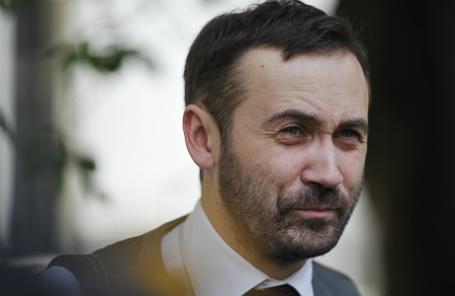 Депутат Госдумы Илья Пономарев.