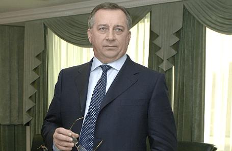 Президент ОАО «АК «Транснефть» Николай Токарев.