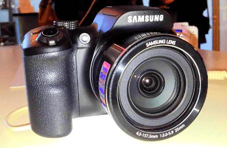 Smart-камеры отличаются не только «умом», но и качеством съемки. Фото: Виталий Акимов