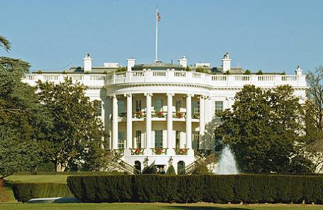 Белый Дом. Вашингтон, США.