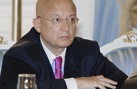 Политолог Сергей Караганов.