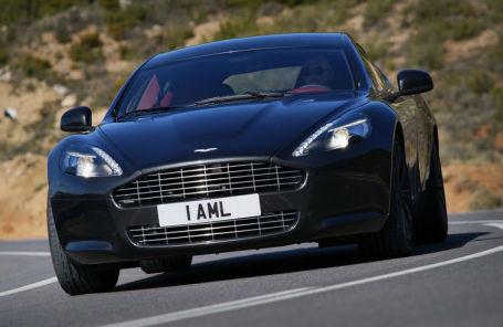 Фото:Aston Martin