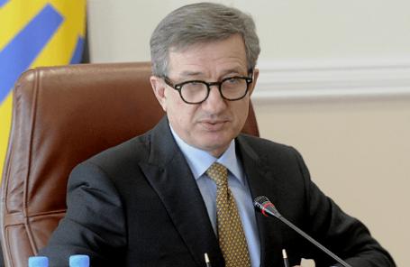 Губернатор Донецкой области Сергей Тарута.