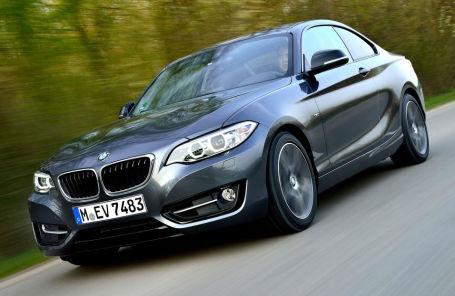 BMW 2-й серии.Фото: BMW