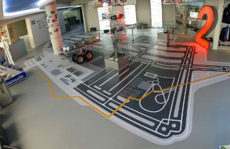 В музее аэропорта «Шереметьево»