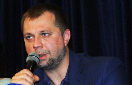 Премьер-министр самопровозглашенной Донецкой народной республики (ДНР) Александр Бородай.