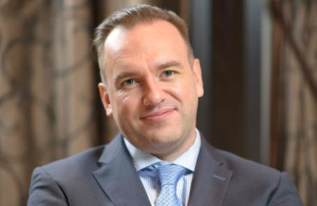 Дмитрий Брейтенбихер - Вице-президент, руководитель Private Banking Банка Москвы. Фото: пресс-служба