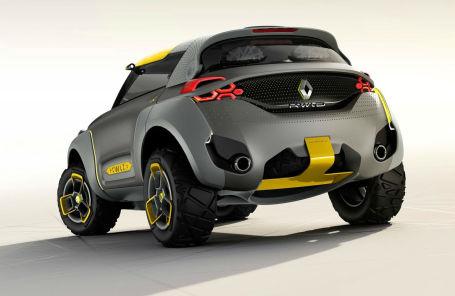 Renault Kwid. Фото: Renault