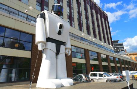 Очень скоро роботы станут неотъемлемой частью нашей жизни. Фото: Виталий Акимов/BFM.RU