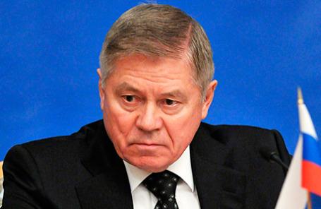 Глава объединенного Верховного суда Вячеслав Лебедев.