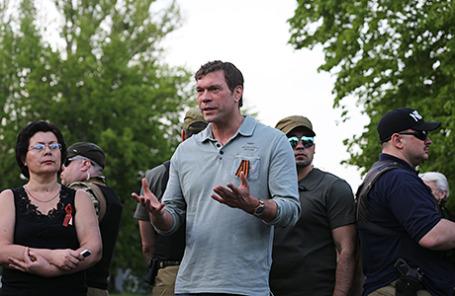 Кандидат в президенты Украины Олег Царев.