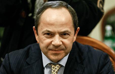 Кандидат в президенты Украины Сергей Тигипко.