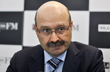 Глава ВТБ24 Михаил Задорнов.