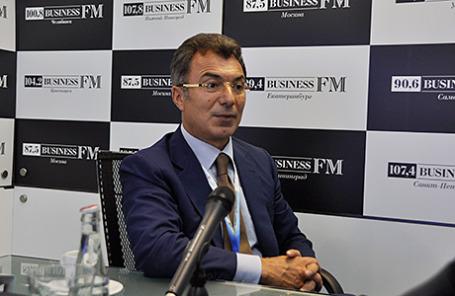 Председатель совета директоров ЗАО «Евроцемент груп» Филарет Гальчев.