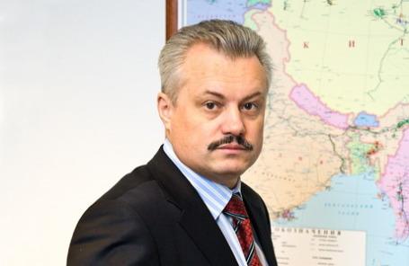 Игорь Николаевич Кацал, заместитель вице-президента компании ОАО «АК «Транснефть». Фото: пресс-служба компании