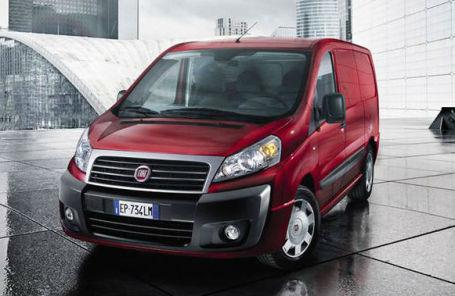 Fiat Scudo. Фото: Fiat