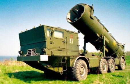 Противокорабельный ракетный комплекс «Редут»
