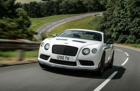 Bentley Continental GT3-R. Фото: Bentley