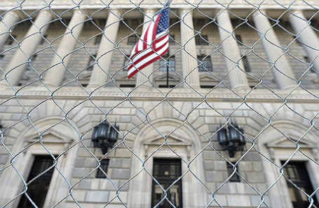 Здание Министерства торговли США.