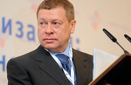 Председатель совета директоров ОАО «Мечел» Игорь Зюзин.
