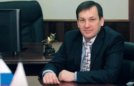 Владимир Назаров, заместитель вице-президента компании «Транснефть». Фото: пресс-служба