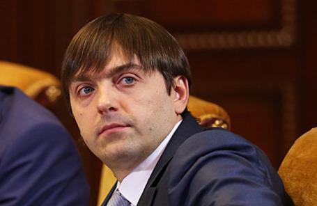 Руководитель Рособрнадзора РФ Сергей Кравцов.