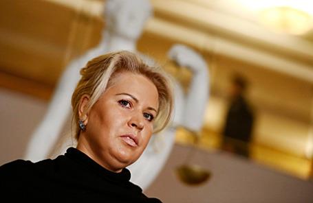 Бывшая чиновница Минобороны России Евгения Васильева.