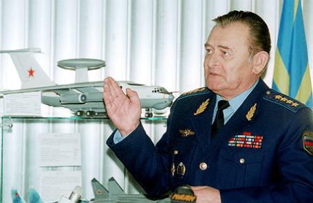 Бывший главнокомандующий Военно-воздушных сил России генерал армии Анатолий Корнуков