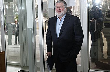 Предприниматель Игорь Коломойский.