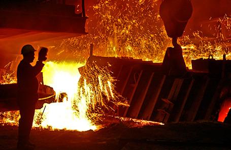 На Нижнетагильском металлургическом комбинате (НТМК), входящем в ОАО «ЕвразХолдинг».