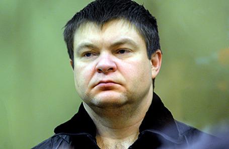 Главарь кущевской банды Сергей Цапок.