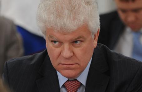 Постоянный представитель России при ЕС Владимир Чижов.
