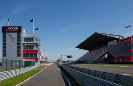 Трек Moscow Raceway.