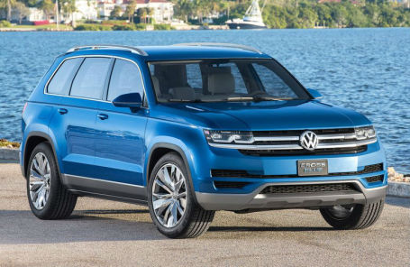 VW Cross Blue Concept