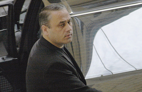 Генерал Роман Думбадзе.