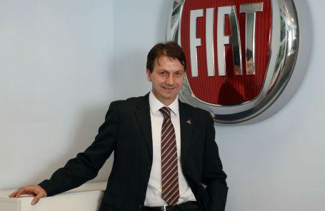 Руководитель подразделения лёгких коммерческих автомобилей Fiat Professional Валентино Мунно