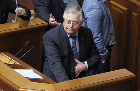 Лидер КПУ Петр Симоненко.