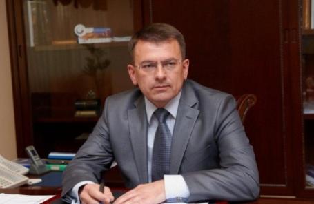 Вице-президент ОАО «АК «Транснефть» Алексей Сапсай