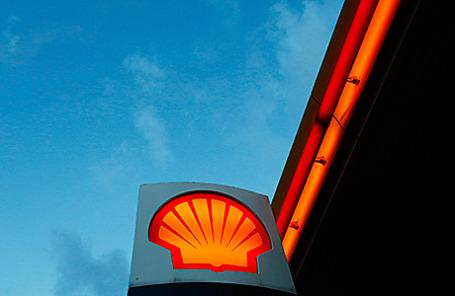 Логотип компании Shell.