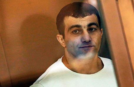 Оглашение приговора Орхану Зейналову, подозреваемому в убийстве москвича Егора Щербакова.