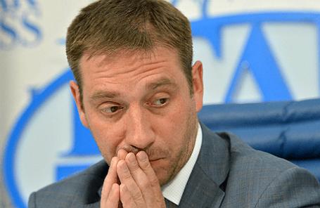 Заместитель министра экономического развития России Сергей Беляков.
