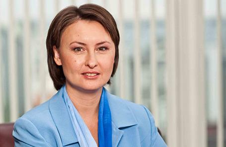 Алена Дерябина, генеральный директор ДОНСТРОЙ