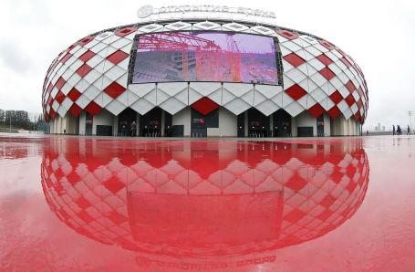 Стадион «Открытие Арена» футбольного клуба «Спартак».