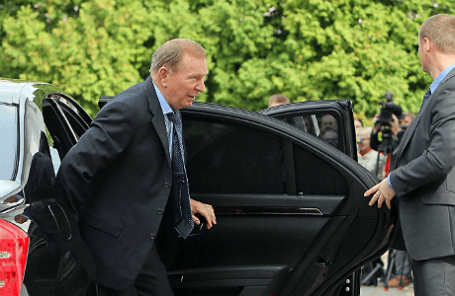 Представитель Киева на переговорах в Минске Леонид Кучма