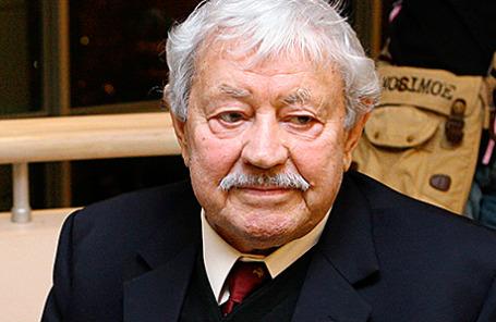 Актер Донатас Банионис.