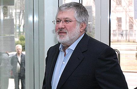 Губернатор Днепропетровской области Игорь Коломойский.