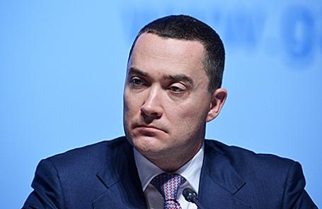 Пресс-секретарь председателя правления «Газпрома» Сергей Куприянов.