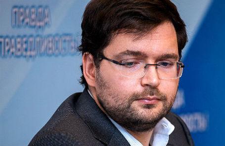 Новый генеральный директор российской социальной сети «ВКонтакте» Борис Добродеев.