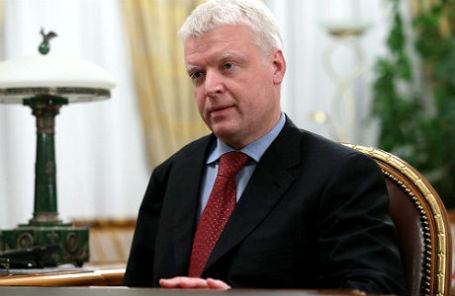 Бывший президент алмазодобывающей компании «АЛРОСА» Федор Андреев.