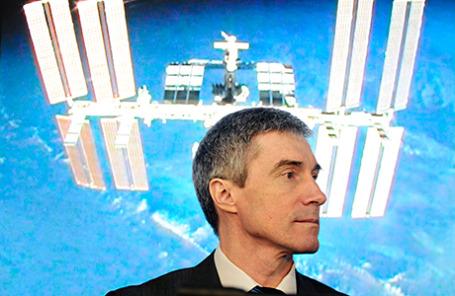 Начальник Центра подготовки космонавтов Сергей Крикалев.